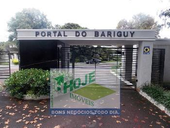 Terreno em Condomínio. Portal do Bariguy Ecoville