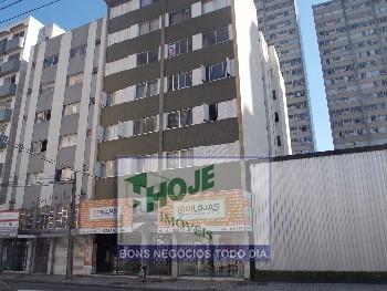 Apartamento no Centro de Curitiba.