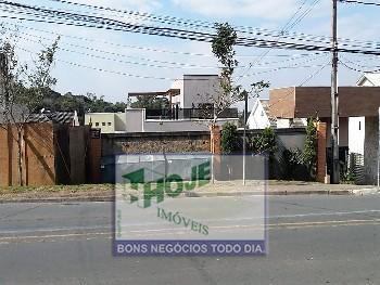 Terreno no Santa Cândida em condomínio.