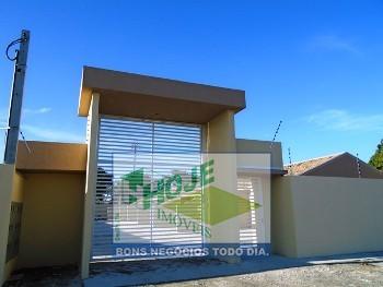 Casas em  Monções. 02 Quartos (41)3458-2321