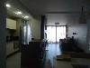 5. sala vista da cozinha