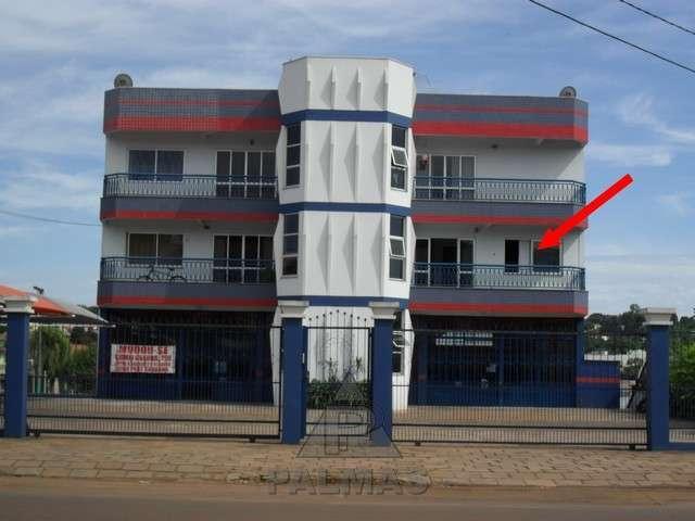 Apartamento de três dormitórios para locação