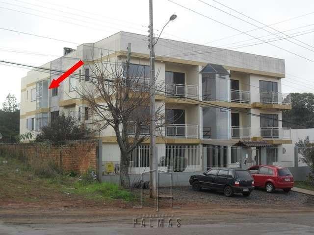 Apartamento de dois dormitórios para locação!