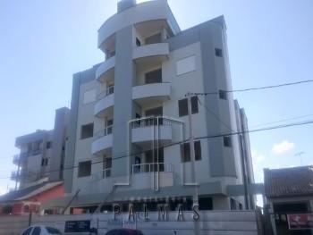Apartamento novo com dois dormitórios a venda.