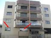 Apartamento de Dois Dormitórios Para Locação