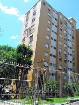 Apt 1 dormitório elevador SESC Alto Petrópolis.