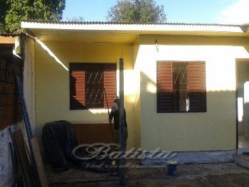 Casa Mista Fr Alvenaria Fundos Jardim Sabará POA
