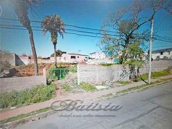 �rea de esquina murada + casa de 2 dormit�rios!