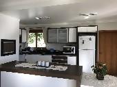 Cozinha acesso lavanderia