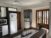 Cozinha porta fundos