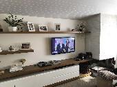 Sala TV Lareira