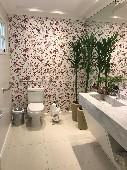 Banheiro da recepção