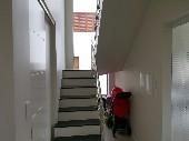 Escada para os Dormitórios