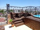 Deck terraço