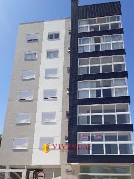 Apartamento 3 dormitórios com suíte bairro Goiás