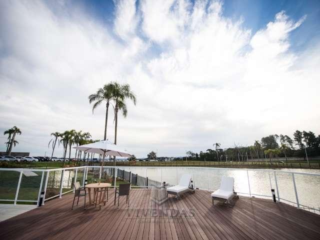 Deck para o lago