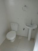 Banheiro mezanino