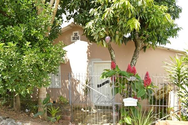 Casa Alvenaria Rua Guiana