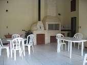 11- Salão com churrasqueira