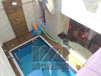 308PL/ Sobrado com piscina 50 metros do mar!!