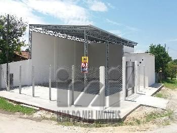 TERRENO COMERCIAL COM BARRACÃO PRÓXIMO AO MAR