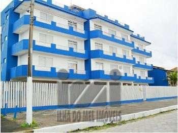 1206IP/ Apartamento em Condomínio frente ao Mar