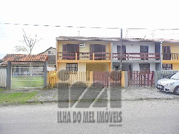 SOBRADO PRAIA DE LESTE 03 QUARTOS 01 QUADRA DO MAR