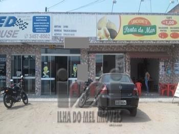 Sala Comercial com Casa no Balneário Ipanema