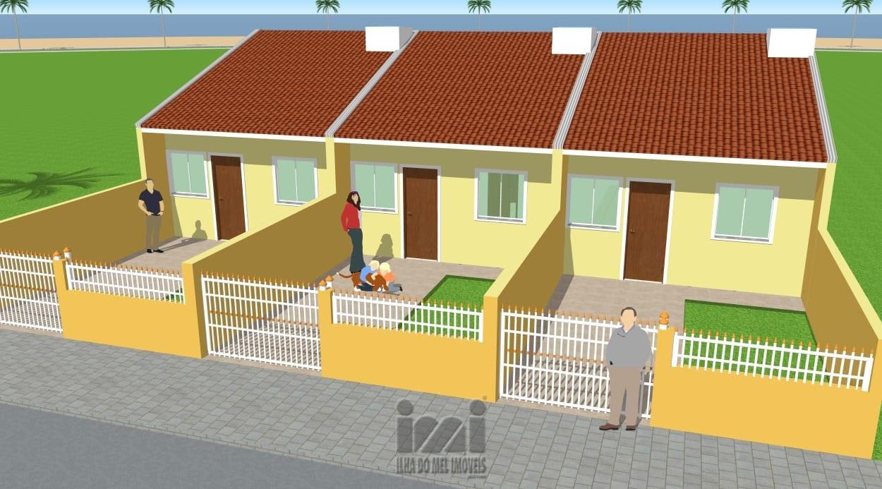 residencias novas praia de leste