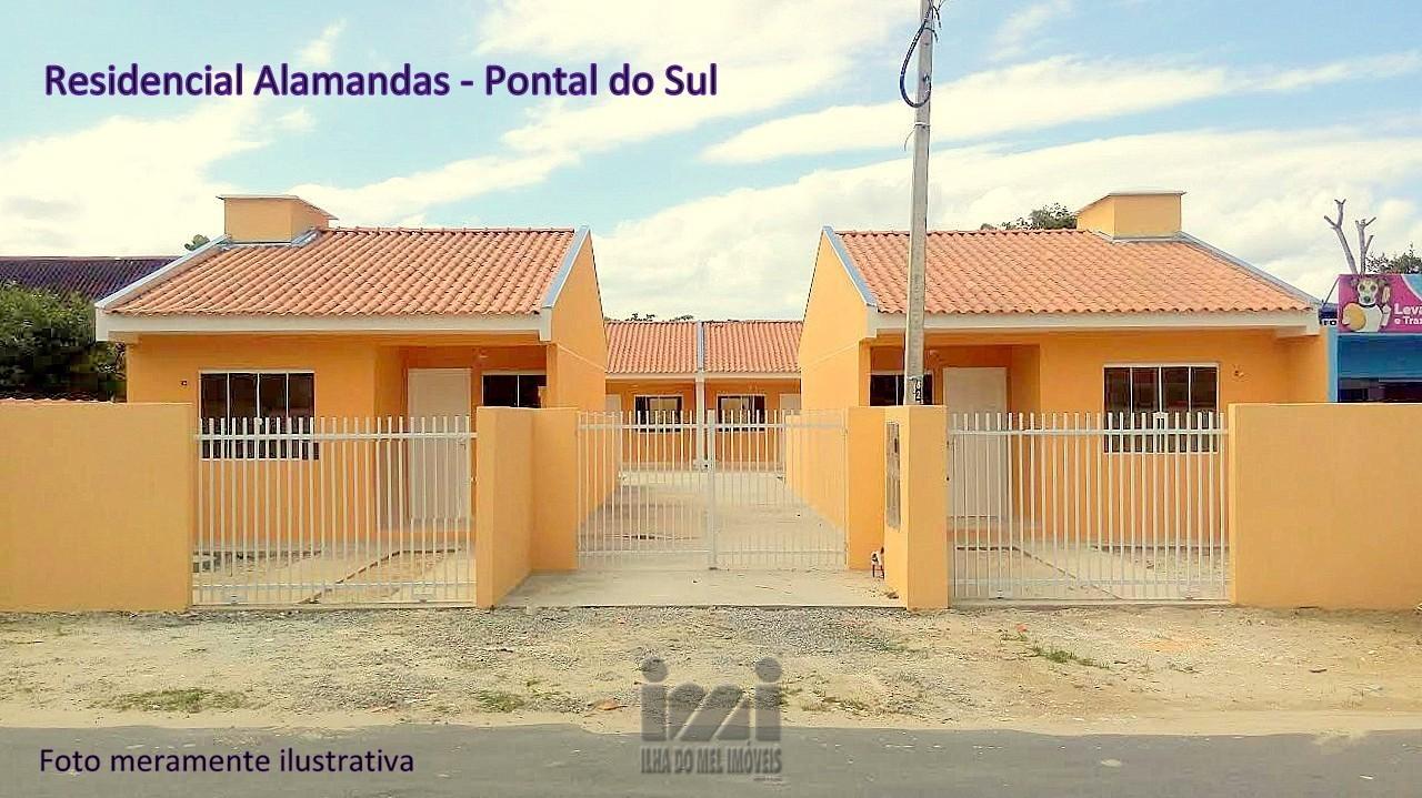 Casa com suíte Pontal d