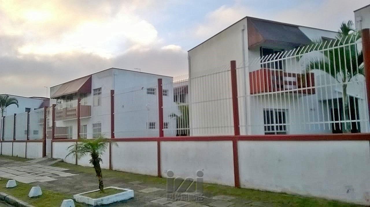 Fachada do Condomínio 2.