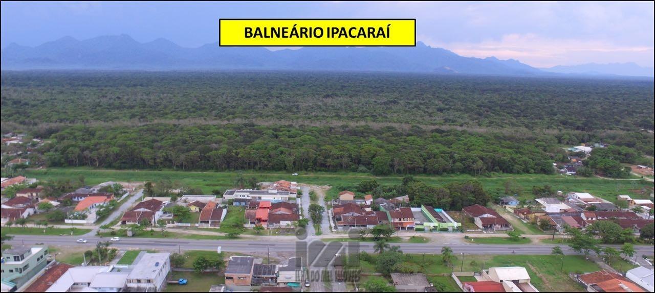 Terrenos Ipacaray Matinhos 348m 300 m da praia