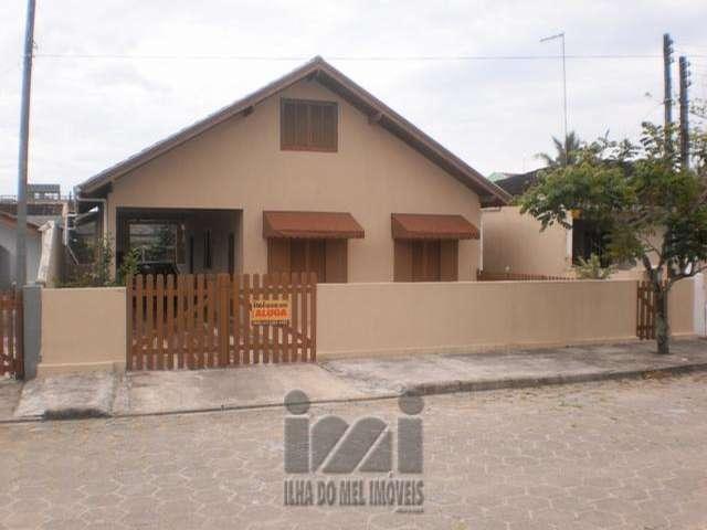 Casa para alugar em temporada - Ipanema - Pontal do Paran�