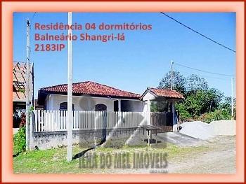 RESIDÊNCIA EM SHANGRI-LÁ 04 DORMITÓRIOS