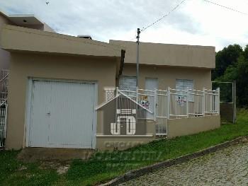 Casa bairro Isabel 02 dormitórios garagem