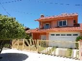 Casa de frente para Praia.
