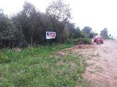 Area Rural de frente p/ BR 392