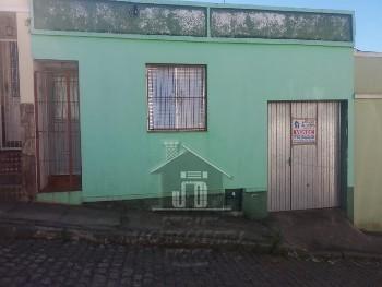 Casa residencial e ponto comercial.