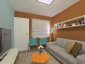 Apartamento novo excelente posição solar.