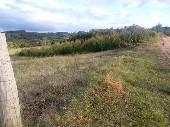 Área rural para sitio.