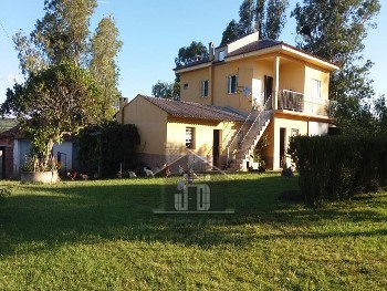 Área rural c/02 casas no 5º distrito.
