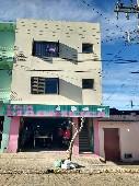 Apartamento com suíte e 01 dormitório na R. Osorio