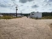 Terrenos em Triangulo rua calçada