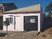 Casa bairro Isabel 02 dormitórios e piscina.