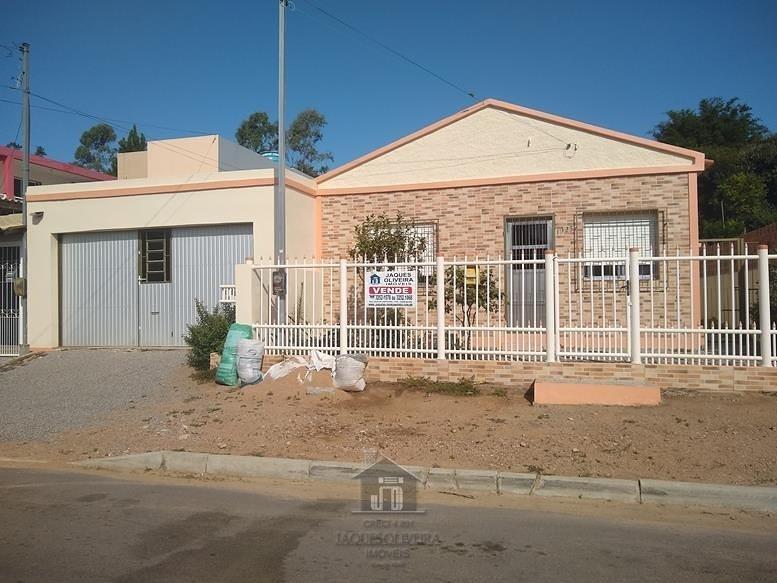 Casa 02 dormitórios garagem bairro Isabel