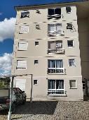 Apartamento 02 dormitórios, garagem área nobre