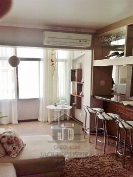 Excelente apartamento mobiliado no Rua Brasil I