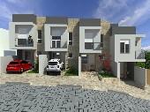 Casas 02 dormitórios garagem vila do Céu.