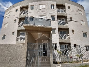 Apartamento02 dormitório e garagem, Colina Verde.