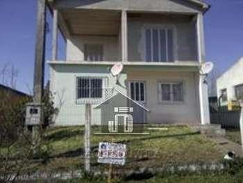 Casa residencial para duas familias.